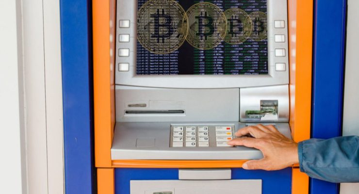 Amsterdam Schiphol Airport Installs Europe's First Airport Bitcoin ATM