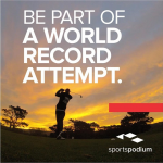 Blockchain to Ensure Fairness for Global Golf World Record Attempt