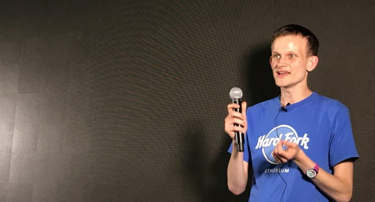 Vitalik Buterin: Sharding and Plasma Could Scale Ethereum by 10,000x