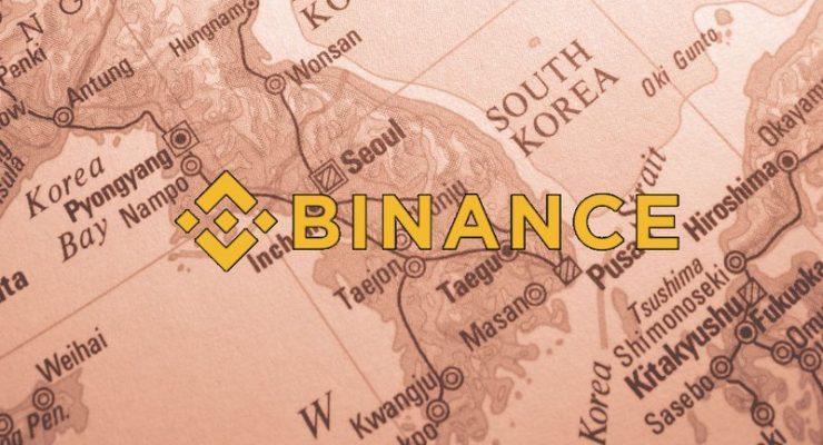 Binance Plans to Expand Into South Korea
