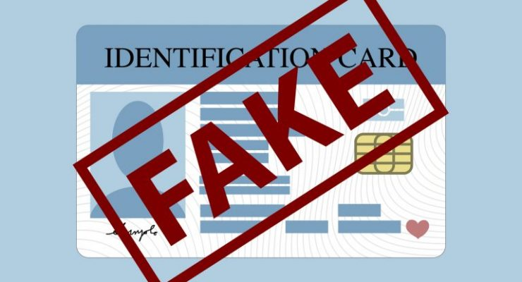 Crowdsale KYC is Fueling a Black Market for Fake ID