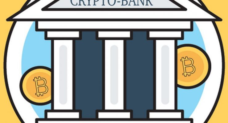 Powerful Cryptocurrency Firms on the Road Towards Becoming Banks