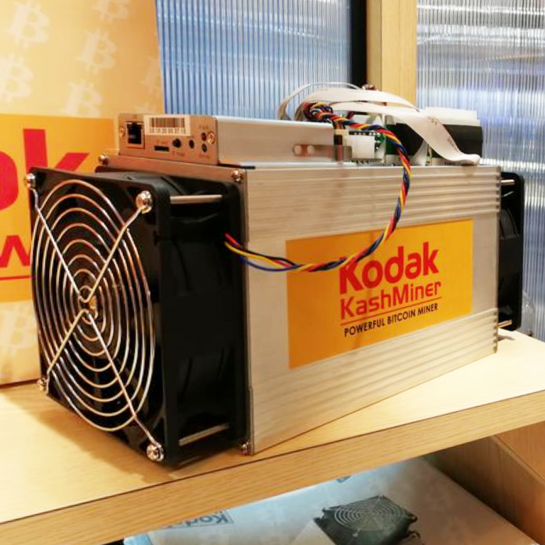 Kodak-Branded Bitcoin Mining Scheme Collapses