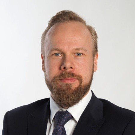 BoF head of digitalization Aleksi Grym