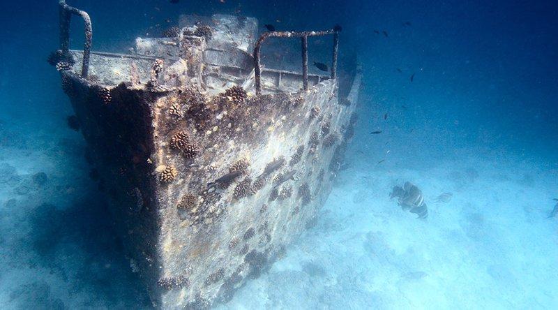 深海の宝物ブロックチェーンでの狩り