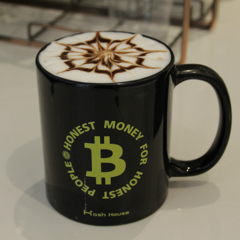 Crypto Café and Coworking Space Hash House Established in Xi'an, China