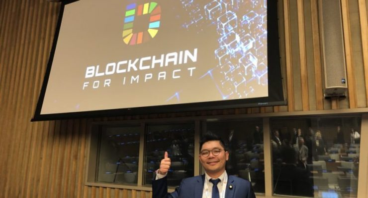 'Crypto Congressman' Trying to Turn Taiwan into a Technological Powerhouse