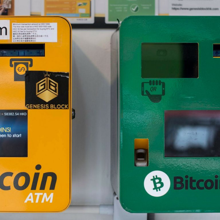 Bitcoin ATMs Now In The Thousands Around the World