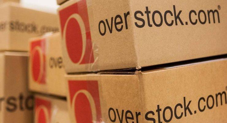 Overstock Shares Plummet, Losing Around 50 Percent YTD