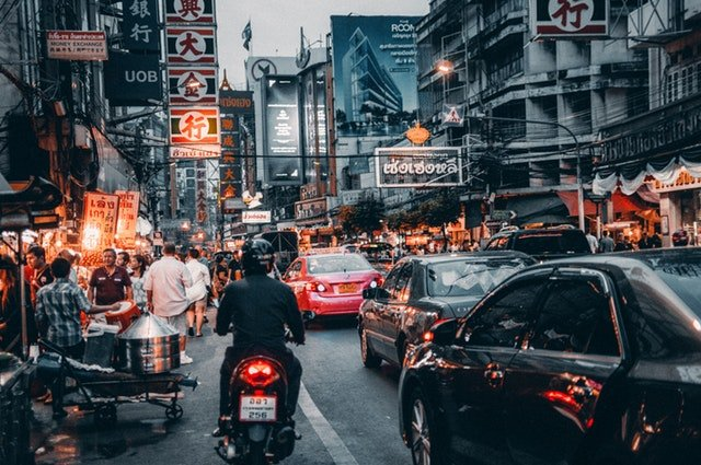 バンコク、タイ