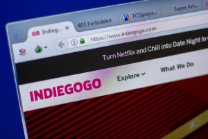 Indiegogo Facilitates Issuance of Securities Tokens