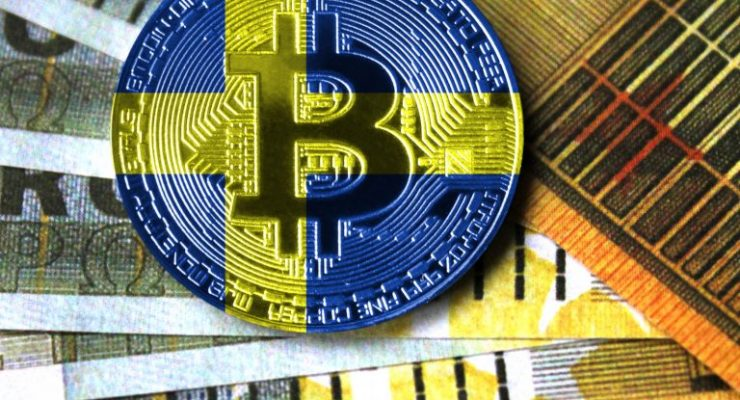 Swedish Tech Company to Trade Crypto Fund in Exclusive Partnership With German Bank