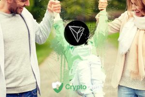 TRON TRX Adoption Gets Huge Boost