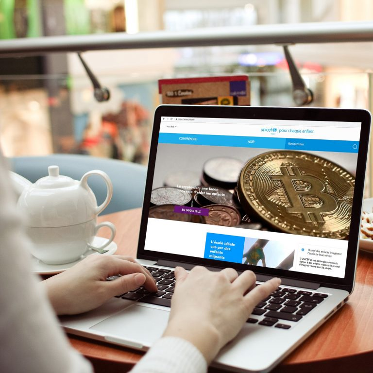 UNICEF France Accepts Donations in 9 Cryptocurrencies