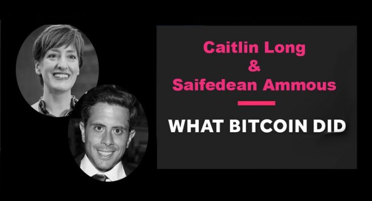 Caitlin Long and Saifedean Ammous Debate the Future of Cryptocurrency
