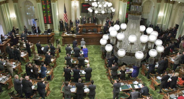 California Legislators Are Working to Send Blockchain to Governor's Desk