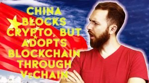 Why A VeChain/Chinese Government Partnership Is On The Horizon