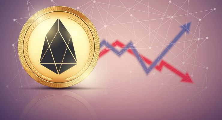 EOS Price Rises Despite Claims of its Core Protocol Development Being Outsourced