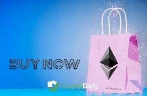 Buy The Dip? Ethereum Sees Gains After 2 Week Slump