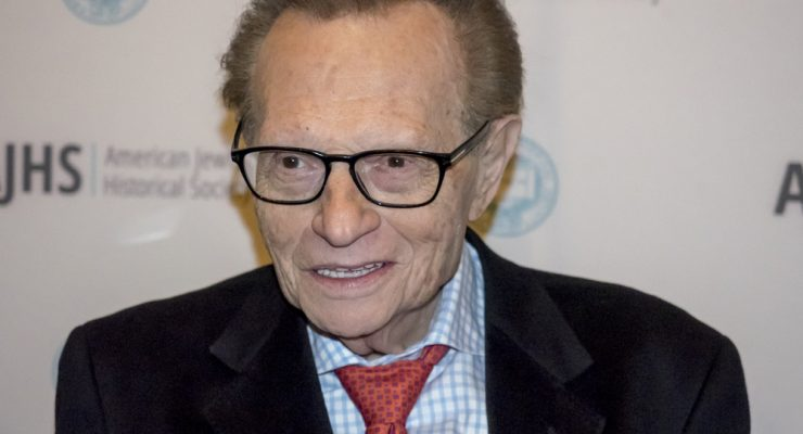 Larry King Discusses Blockchain with Top Entrepreneurs