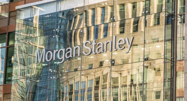 Morgan Stanley Ventures Into Bitcoin Trading, Following Other Wall Street Giants