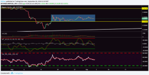 Ripple (XRP) Finds Support At $ 0.31, Price Consolidates Before A Retest Of $ 0.44