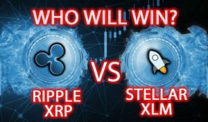 XRP Vs XLM, The Race For Cross Border Dominance
