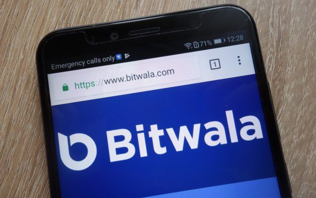 Bitwala Promises 'Blockchain Bank' Operations Will Begin From November