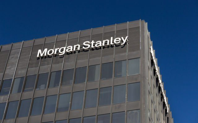 [BREAKING] Morgan Stanley To Give Clients Bitcoin Trading Options