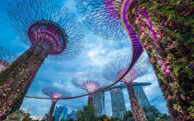 Singapore May Become First Country to Fully Embrace Cryptocurrencies