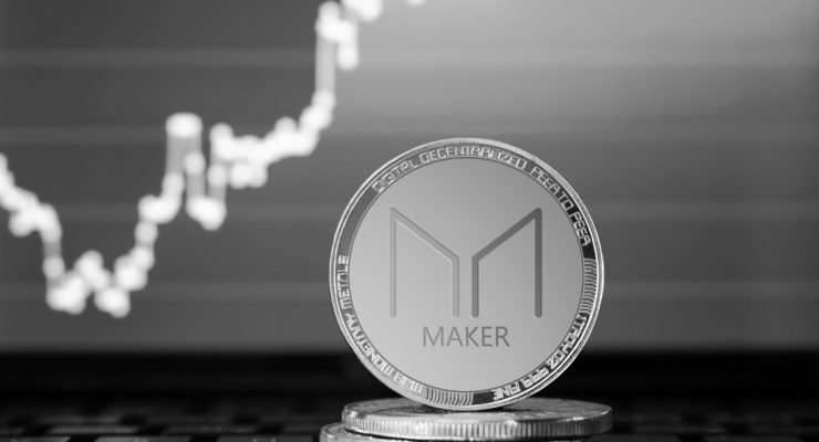 Maker Price: 14% Jump Makes MKR the Second-Most Valuable Crypto Asset
