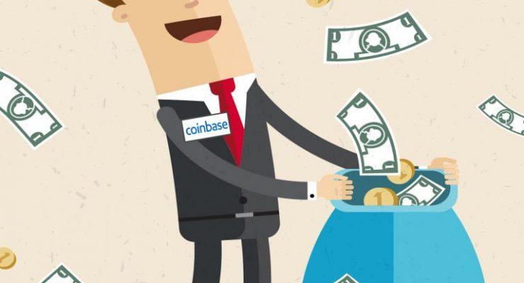 Coinbase Raises $300 Million, Reaching $8 Billion Valuation