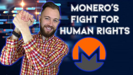 Monero's Fight For Human Rights Thumbnail