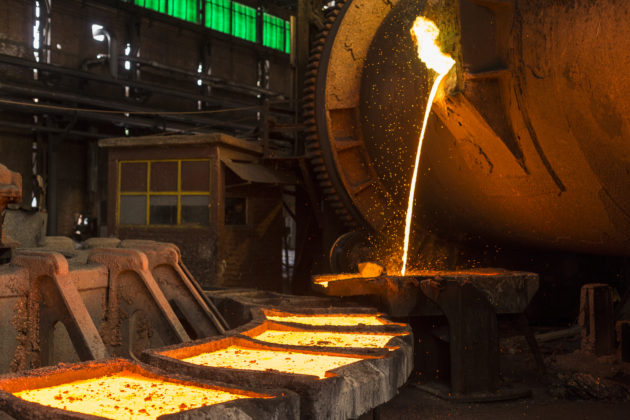 Company Usess Junk Bonds to Convert Aluminum Smelter into a Giant Mining Operation