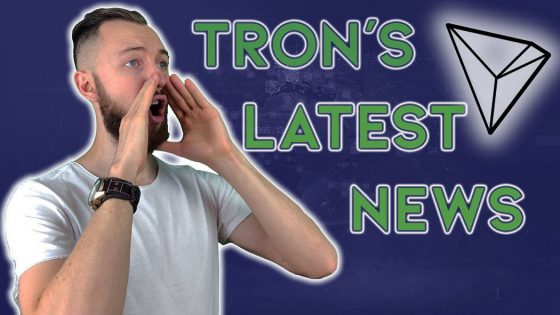 Tron's Latest News Thumbnail