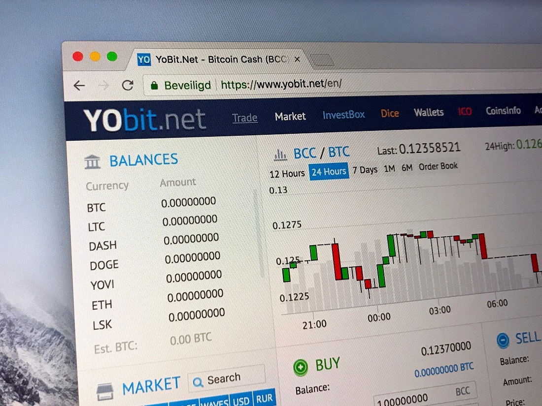 yobit pump