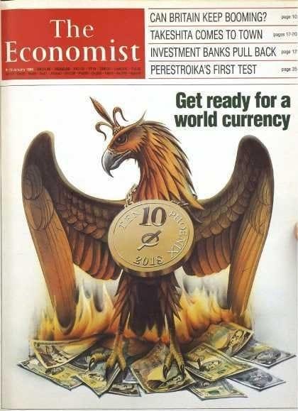 フェニックスは新しい通貨の準備をする