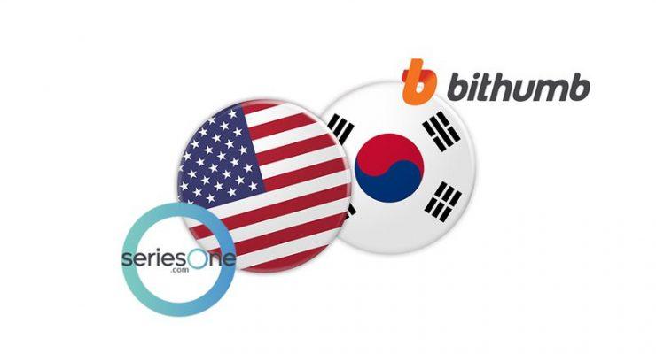 Bithumb and seriesOne Partner to Launch U.S. Securities Token Exchange