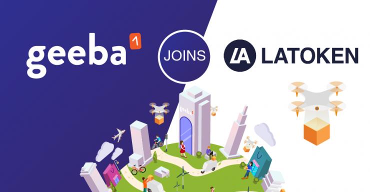 PR: Geeba Token Sale Lists on Latoken Exchange