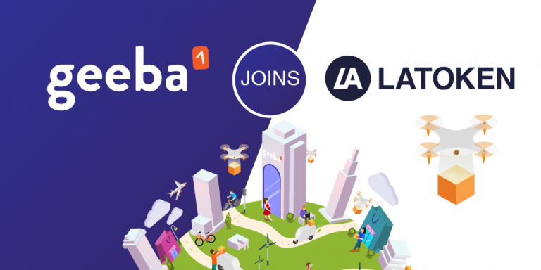 Geeba Token Sale Lists on Latoken Exchange