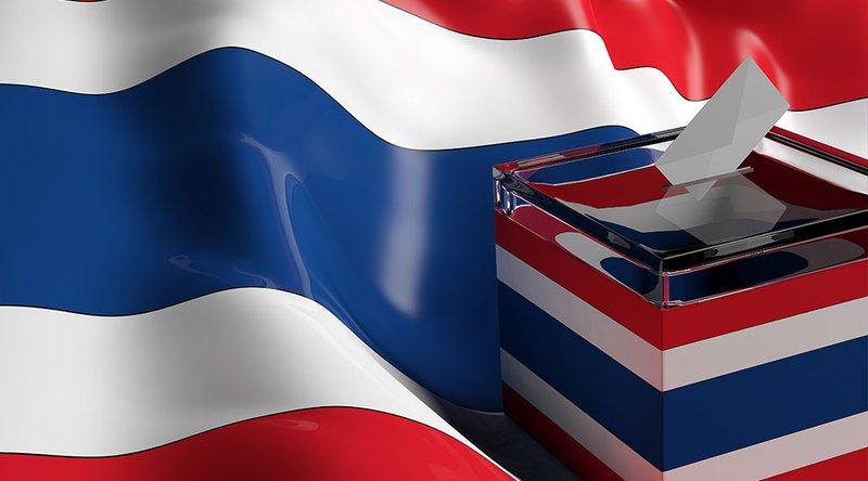 Thailand Blockchain Voting System