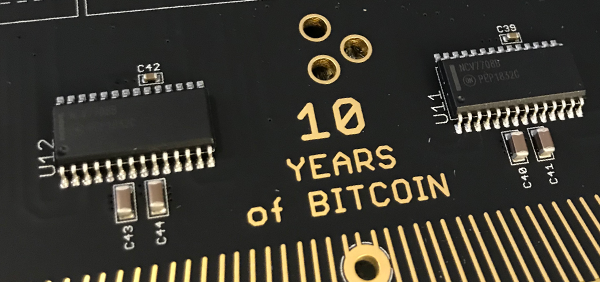 Four Ways to Commemorate Bitcoin's 10th Anniversary