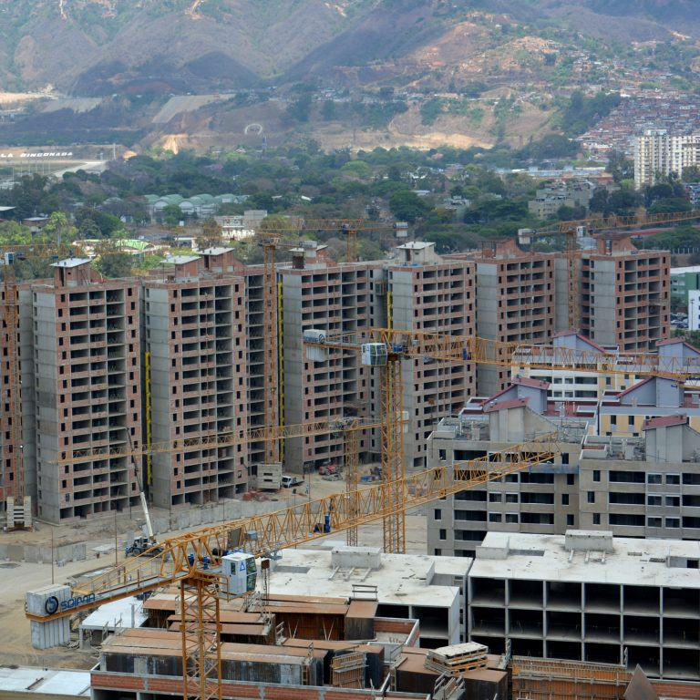 Venezuela Wants to Finance Large Housing Program With Petro