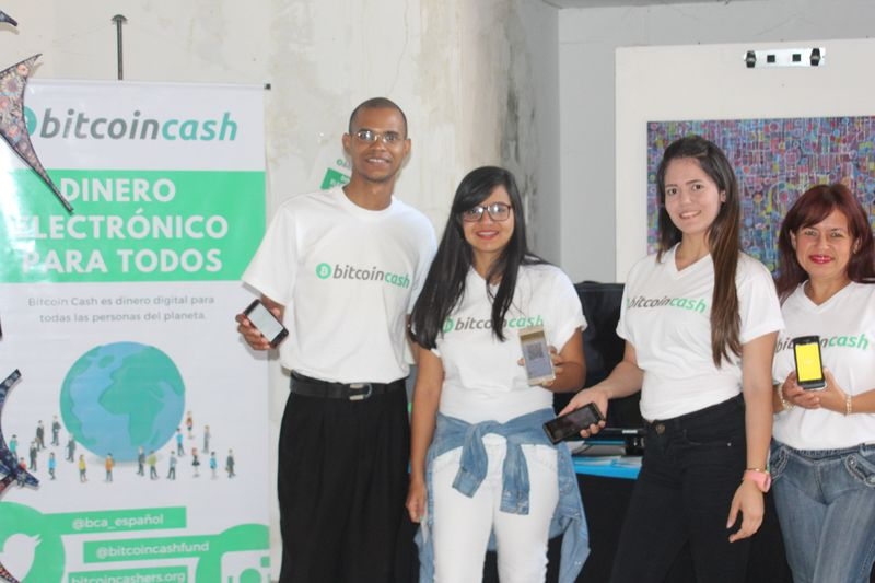 Venezuelan BCH Proponents Bolster Cryptocurrency Use Cases and Adoption