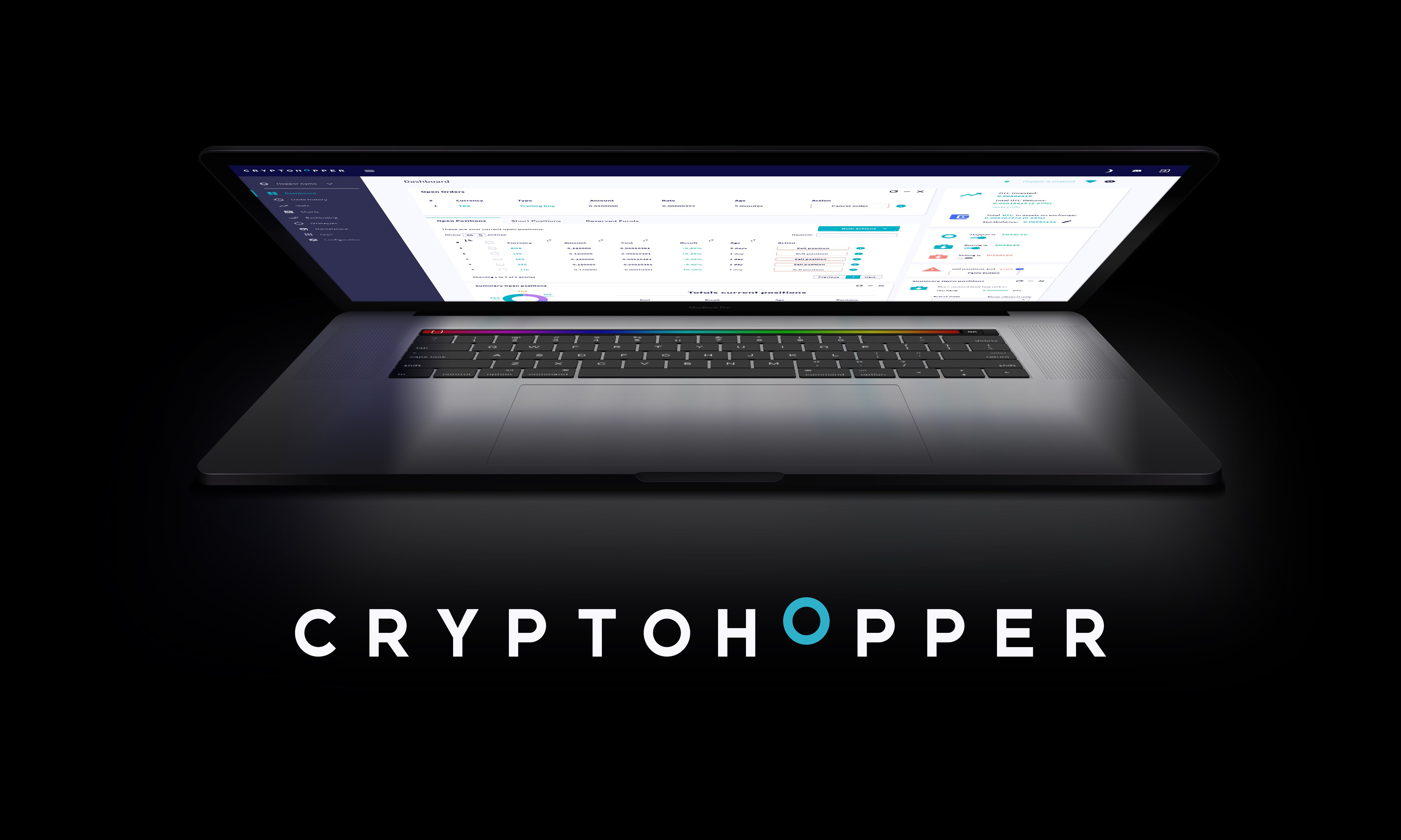Dutch startup Cryptohopper enables crypto traders to buy, sell trading strategies