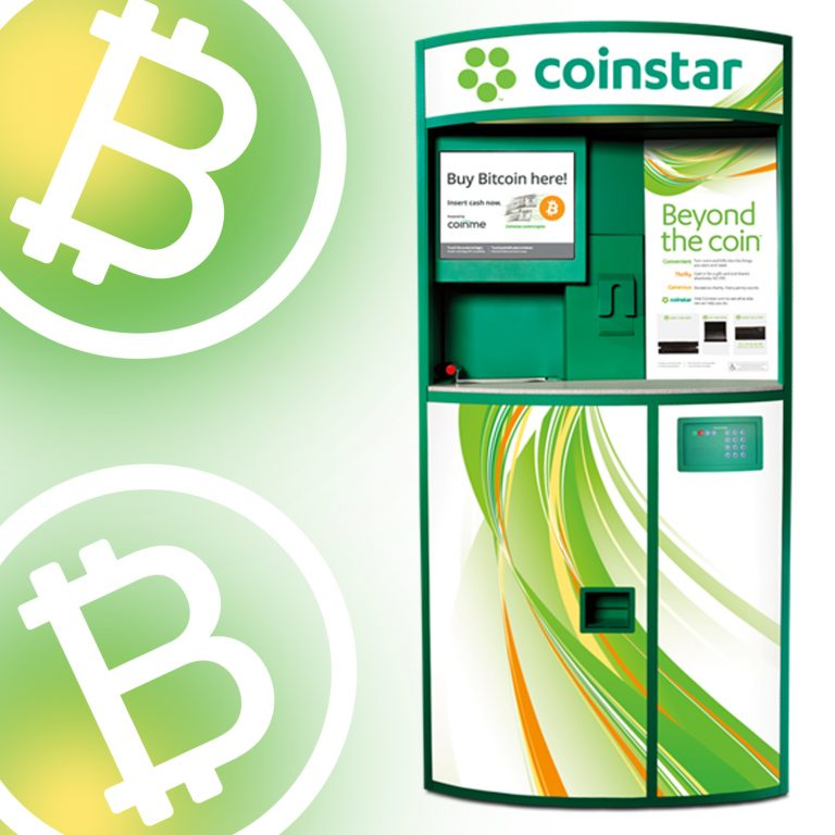 U.S.-Based Coinstar Machines in Select States Now Sell BTC Vouchers