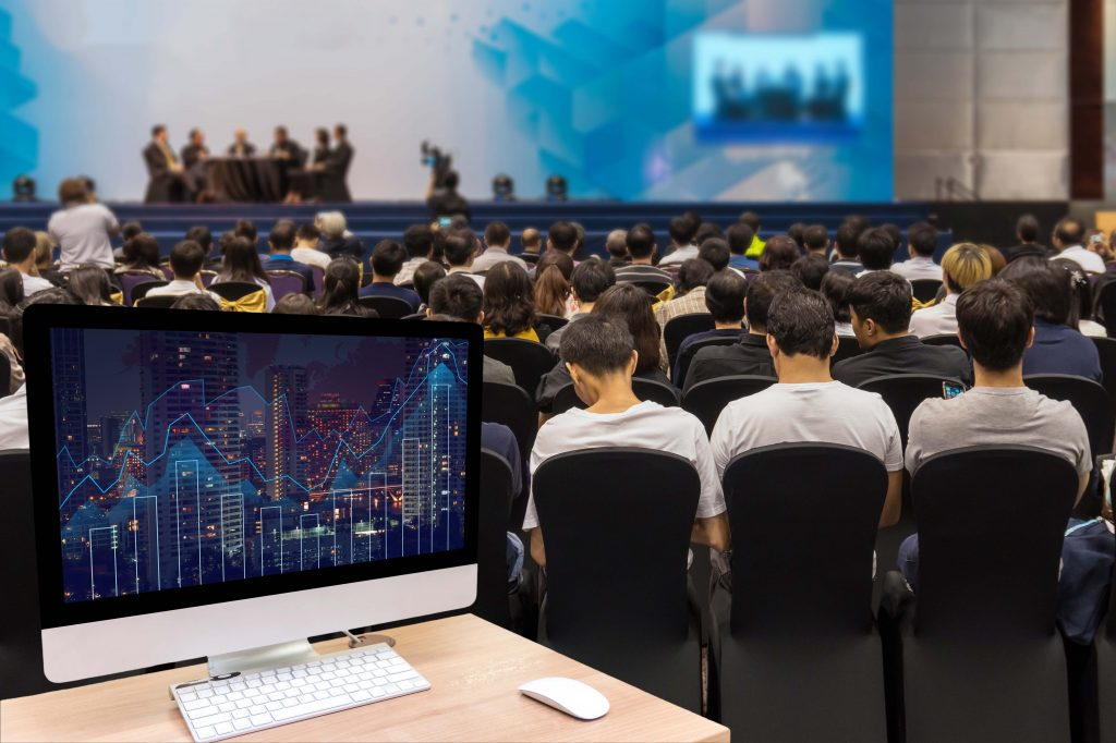 業界の低迷にもかかわらず暗号通貨会議は成長を続けています