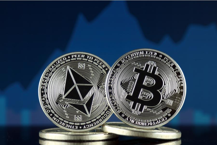 15.4の間に10億ドルの新しい暗号通貨の値が作成されました