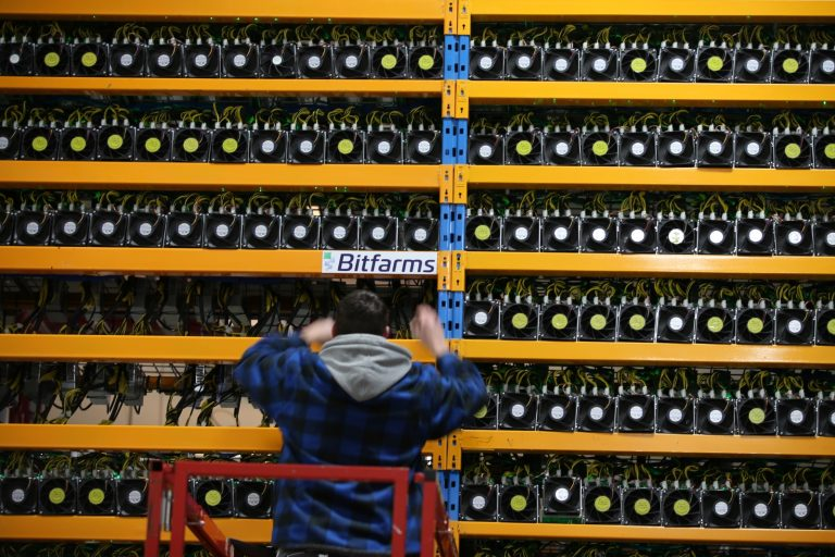 How a Big Cryptocurrency Mining Operation Handles the Current Market