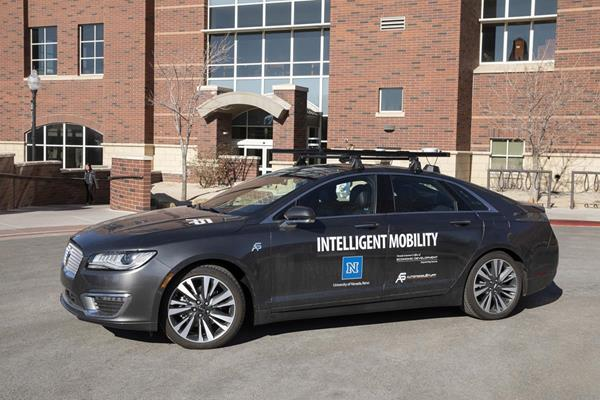 Intelligent Mobility initiative by University of Nevada, Reno, selects Filament's blockchain IoT technology for autonomous vehicle smart city project